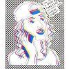 """Ladies Night #2"" - limited edition print by Madison Sternig"